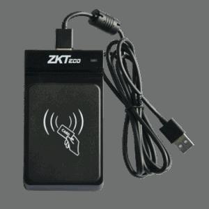 Stolný RFID identifikátor