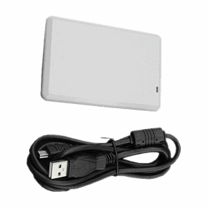 Vysokofrekvenčná stolná RFID čítačka RFID105