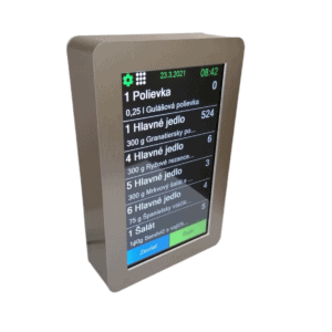 SF1099 - vydajový terminál k stravovaciemu systému